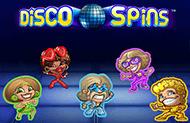 Игровой автомат на деньги Disco Spins