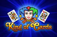Игровой автомат на деньги King Of Cards