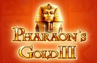 Популярный игровой автомат Золото Фараонов 3