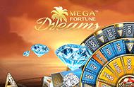 Онлайн игровые автоматы Mega Fortune Dreams