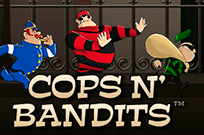 Копы И Бандиты в казино Вулкан на рубли