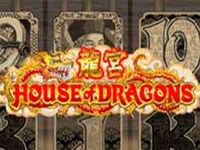 В казино Вулкан на деньги Жилище Дракона