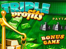 Тройная Выгода в казино Вулкан на рубли