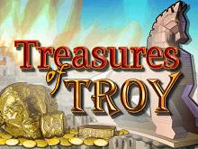 Сокровища Трои на новом сайте от разработчика IGT Slots