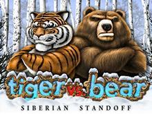 Тигр Против Медведя от создателя азартных онлайн игр Микрогейминг