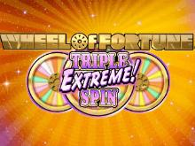 Wheel of Fortune: Triple Extreme Spin на игровом портале Джойказино