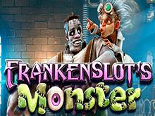 Новый игровой аппарат Чудовище Франкенслота