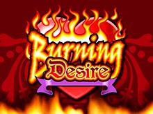 Онлайн-аппарат Burning Desire в казино на деньги