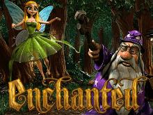 Онлайн-аппарат Enchanted – играть на деньги в казино