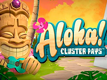 Онлайн-аппарат Aloha Cluster Pays – играть в виртуальном казино